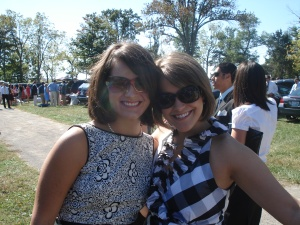 Keeneland with Lauren!