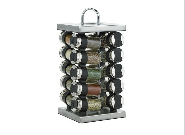 Spice Rack Becomes Awesome Jewelry Display Pieces Of Me